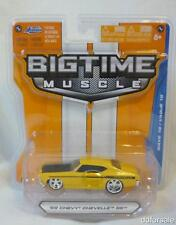 1969 Chevelle SS /64 Die-cast Model From Bigtime Muscle Wave 18 by Jada Toys