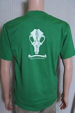 Vintage '80s Muck-N-Mire back graphic green t shirt M Usa