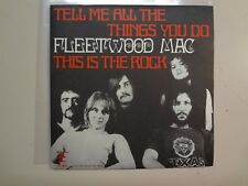"FLEETWOOD MAC:Tell Me All TheThings You Do-This Is The Rock-France 7""Reprise PSL"