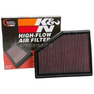 K&N Filters 33-3079 Bmw B57 D30A-B Engines Various Models Replacement Air Filter