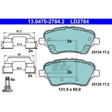 Bremsbelagsatz Scheibenbremse ATE Ceramic - ATE 13.0470-2784.2