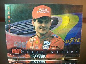 Jeff Gordon #24 Dupont Classic Images  1995 Card #No Number Sample