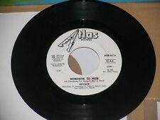 "VOYAGE - NOWHERE TO HIDE / RAY GIMENES - SYMPHONIX 7"" JB LP"