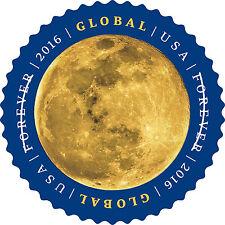 2016 $1.15 Global International Forever: The Moon Scott 5058 Mint F/VF NH
