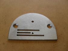 NEW THROAT PLATE TO SUIT INDUSTRIAL SINGER 103K MACHINE PART NO 56065