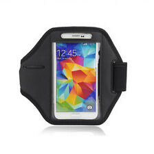 Black Case for iPhone 6S Samsung Sports Running Exercises Jogging Armband Cover