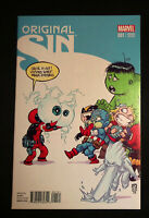 Original Sin #1 Marvel Comics Skottie Young Variant NM