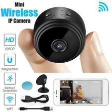 Wireless WiFi IP Camera Mini DVR Hidden Home Security Night Vision HD 1080P UK