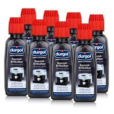 Durgol Swiss Spezial Espresso Entkalker DED 8 Flaschen a 125ml