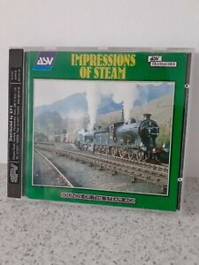 Impressions Of Steam, Sounds of The Steam Age Cd