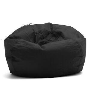 Classic Bean Bag, Black SmartMax
