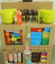 Lot  Palettes/Solderie 80 passoires boites hermetiques gobelets plastiques