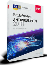 Bitdefender Antivirus Plus 2018 - 2 PC 1 Year (Central Account - eDelivery)