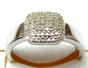 Harry Ivens IV Ring Silber 925 Diamanten