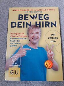 Beweg Dein Hirn, mit DVD, von GU