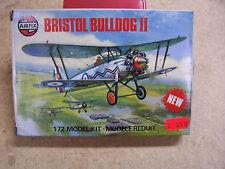 Airfix 61055-Bristol Bulldog II - 1:72 nuevo embalaje original