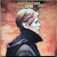 DAVID BOWIE LOW 1ST PRESS 1977 UK RCA VINYL LP PL 12030