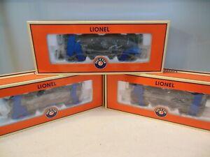 Lionel Pittsburgh & West Virginia (P&WV) Scale Diecast Hopper 3-Pack #6-27965