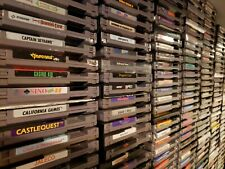 Nintendo NES Games - Game Lot - Choose a Title - $2 and Up - Discounted Shipping