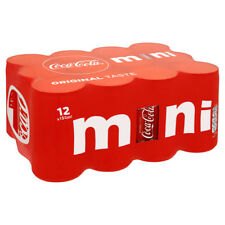 Coca Cola 24 Dosen je 150 ml ( mini Dose ) Jetzt nur € 15,98
