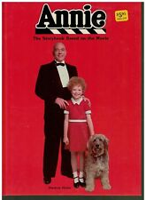Vintage 1980s Annie The Movie Book Little Orphan Annie