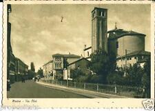 ve 192 1939 MESTRE (Venezia) Via Olivi - viagg. - Edizione Marzari Schio - SAF