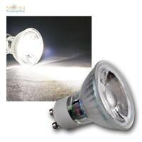LED Vetro Lampadina MR16 / GU10, 3W / 5W COB Highpower LED, lampadina Faretto