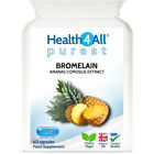 Purest Bromelain 1200gdu Capsules   INFLAMMATION   SWELLING   JOINT PAIN