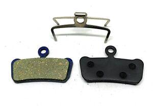 Bike brake pads resin for Avid-XO-Trail-Guide Series.