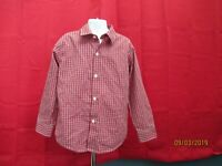 Nautica: Boys Size 7 Long Sleeve Button Down Shirt