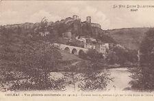 CHILHAC 5547 vue générale occidentale curieuse localité écrite