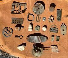 South Louisiana Plantation Era Relics - War of 1812 & Civil War Relics (Lot#2)