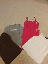 Women's/Junior's Aeropostale Shirts Lot. 5 Shirts total. Size Large.