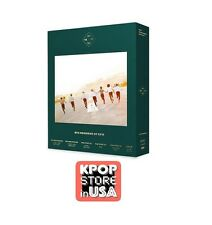 BTS MEMORIES OF 2016 [ 1 PHOTOBOOK + 4 DVD SET + PHOTOCARD ]