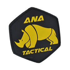 ANA Tactical AT Rhino Black Patch