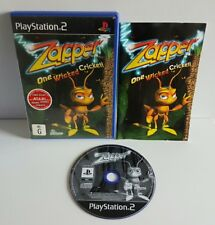 Zapper One Wicked Cricket - Ps2 Playstation 2