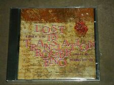 Roger Eno ‎Lost In Translation sealed Michael Brook
