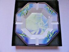 Versace by Rosenthal Jungle Large Porcelain Ashtray 9 inch