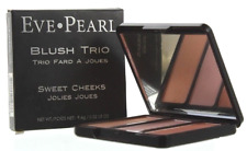 Eve Pearl Blush Trio 3 Radiant Shades Sweet Cheeks Full Size Palette NEW Boxed