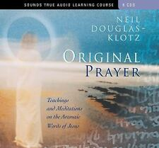 NEW Original Prayer: Teachings & Meditations on the Aramaic Words of Jesus 8 CDs