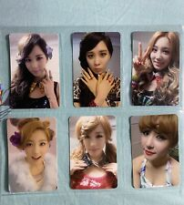 SNSD Girls' Generation TTS Twinkle Official Photocard Full Set Of 6