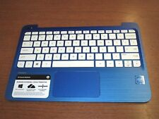 "OEM HP 11-R014WM 11-R SERIES KEYBOARD TOUCHPAD TOP CASE PALMREST EAY0H00301A ""A"""