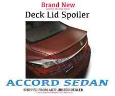 Genuine OEM Honda Accord 4DR Sedan Deck Lid Spoiler 2013 - 2017