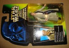 STAR WARS THE POWER OF THE FORCE HAN SOLO IN ENDOR GEAR KENNER/HASBRO JAPAN 1996