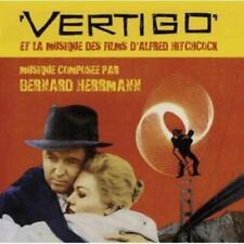 BERNARD HERRMANN Vertigo Et La Musique Des Films D'Alfred Hitchcock 2012 CD NEW