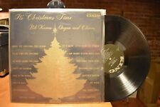 Bob Kames It's Christmas Time LP King 722 Mono