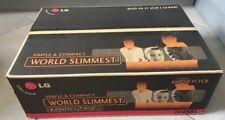 LG lv4981 VHS-Video Recorder 6-TESTA NUOVO IN OVP NEW, 2 ANNI GARANZIA