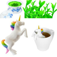 Unicorn Silicone Tea Loose Tea Leaf Strainer Herbal Spice Silicone Filter