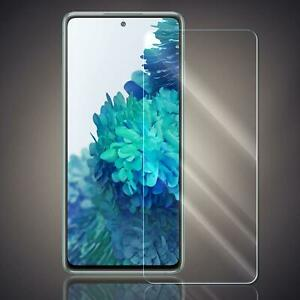 Panzer Folie Samsung Galaxy S20 FE Echt Glas Displayschutzfolie Schutzglas Folie