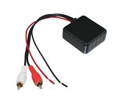 Bluetooth Interface With 2 RCA Input Car Radio Stereo Wireless Music Filter
